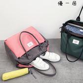 短途手提袋旅行袋行李袋旅行包小行李