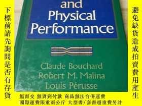 二手書博民逛書店Genetics罕見of Fitness and Physica