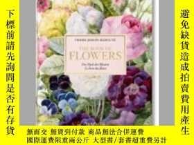 二手書博民逛書店Redoute.罕見Book of Flowers - 40th Anniversary EditionY40