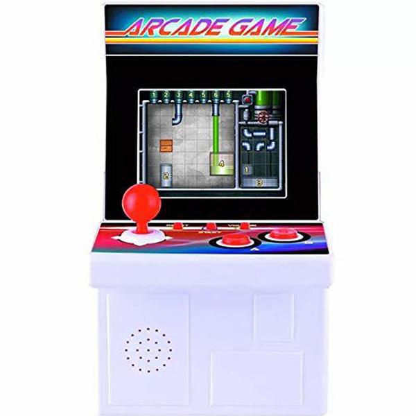 【ARCADE 復古遊戲機】時尚白 TKE71749