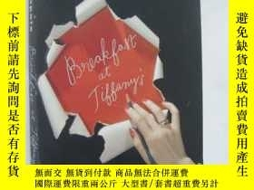 二手書博民逛書店Breakfast罕見at Tiffanys and three