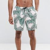 降價優惠兩天-海灘褲男士四分內襯款海灘褲大尺碼速幹海邊漂流游泳褲男溫泉褲沙灘褲
