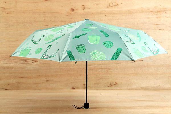 行腳原鄉 折疊 傘