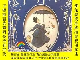 二手書博民逛書店Mary罕見Poppins 西班牙插畫師 Julia Sarda 繪本歡樂滿人間Y331463 Houghto