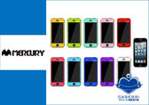 【CASESSI】韓國直送 MERCURY Apple iPhone5/5S 專用彩色保護貼