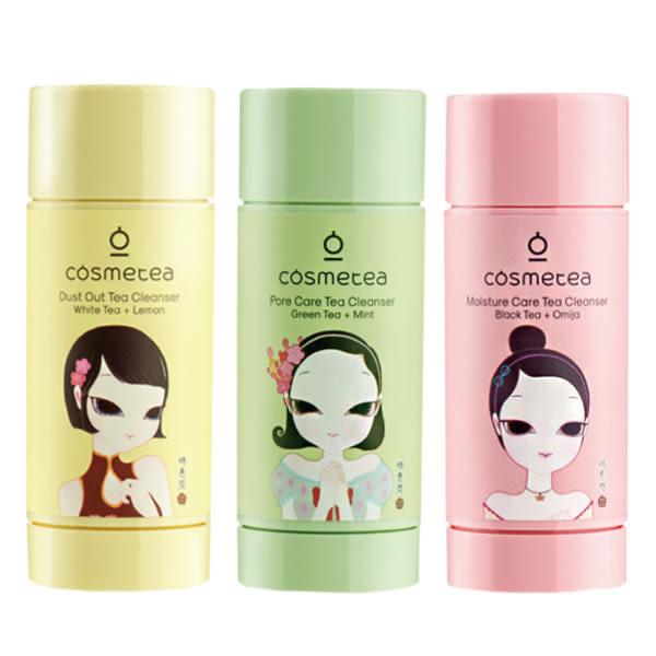 韓國cosmetea 卸妝潔面棒 65g 三款可選【櫻桃飾品】  【23793】