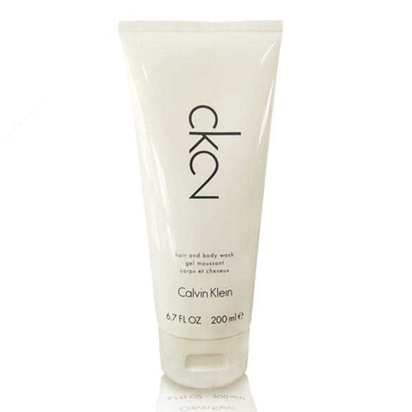 Calvin Klein CK2 中性淡香水 沐浴膠 200ml 27024《Belle倍莉小舖》