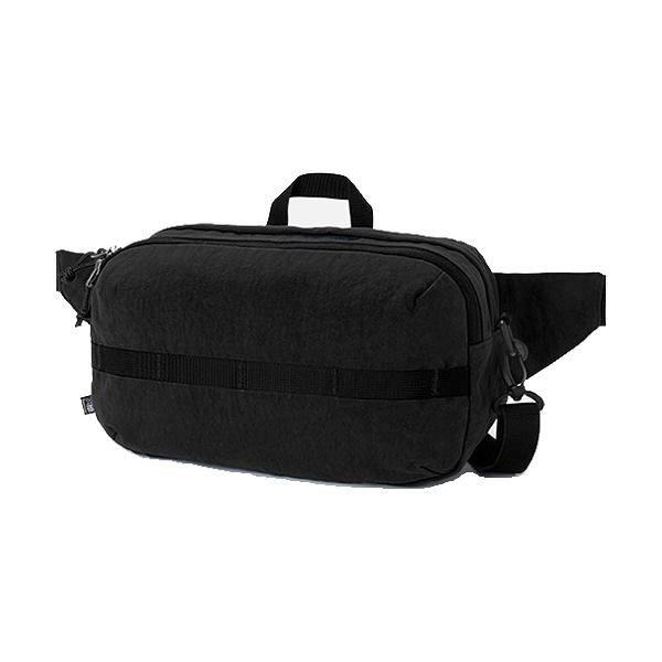 [Karrimor] urban duty EDC hip bag 斜肩包 黑 (T536B005UDEHBBB)