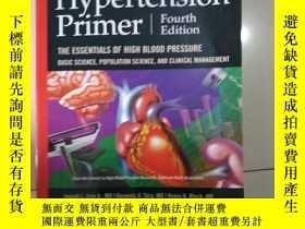 二手書博民逛書店Hypertension罕見PrimerY265801 Amer