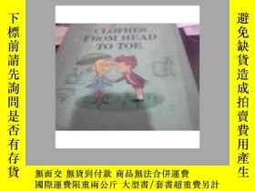 二手書博民逛書店CLOTHES罕見FROM HEAD TO TOEY26026