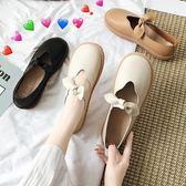 娃娃鞋小皮鞋女韓版百搭夏天平底可愛軟底娃娃鞋單鞋潮  伊蘿鞋包