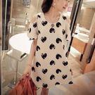 新款時尚簡潔孕婦裝 連衣裙 洋裝3