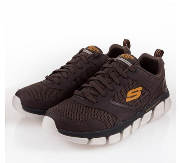 SKECHERS系列-SKECH-FLEX 3.0 男運動鞋 -NO.52844CHOC