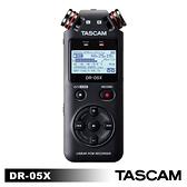 【日本TASCAM】DR-05X 攜帶型數位錄音機 TASDR-05X 公司貨