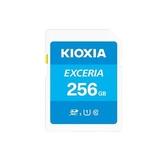 [富廉網]【KIOXIA】EXCERIA 256G SDXC UHS-I U1 C10 R100 記憶卡