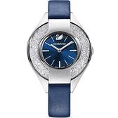 SWAROVSKI施華洛世奇 CRYSTALLINE SPORTY 動感光彩時尚腕錶 5547629