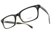 OLIVER PEOPLES 光學眼鏡 CAVALON 1441 (黑-墨綠) 完美工藝百搭款 眼鏡框 # 金橘眼鏡