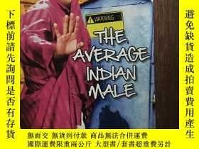 二手書博民逛書店Average罕見Indian Male,TheY12800 Cyrus Broacha Random Hou