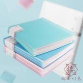 a4文件夾多層學生用大容量卷子紙夾子整理分類收納袋【櫻田川島】