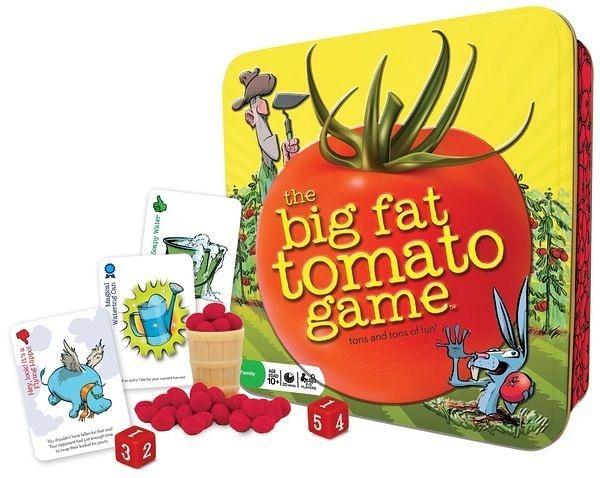 【GameWRIGHT】The Big Fat Tomato Game 肥肥大番茄 桌上遊戲