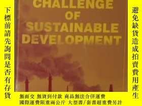二手書博民逛書店China s罕見Environment and the Cha