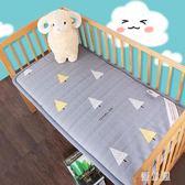 寶寶兒童幼兒園加厚床墊午睡嬰兒床榻榻米墊被床褥子冬季加厚四季 QQ25516『優童屋』