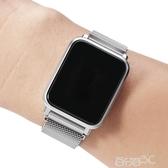 智慧手錶 智慧藍芽通話手環手錶男女心電睡眠生活防水蘋果 百分百