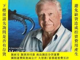 二手書博民逛書店David罕見Attenborough s First Life: A Journey Back in Time