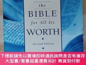 二手書博民逛書店英文原版書罕見How to Read the Bi-ble for All Its Worth   by Gord