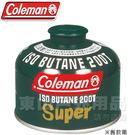 ∥MyRack∥ Coleman 高效能極地瓦斯罐230G CM-K200 高山瓦斯 露營 野炊