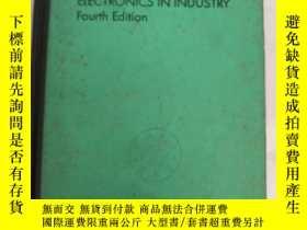 二手書博民逛書店electronics罕見in industry fourth