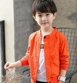 男童外套款裝款兒童男生風衣韓版休閒夾克潮 童趣潮品