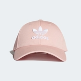 ADIDAS ORIGINALS 粉紅 三葉草 老帽 棒球帽 可調式  男女(布魯克林) EK2994