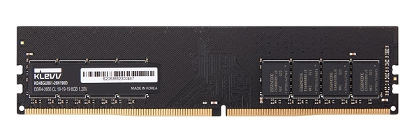 KLEVV 科賦 DDR4 3200 8GB 記憶體 SK Hynix的嚴選記憶體芯片