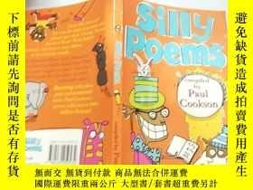 二手書博民逛書店silly罕見poems: 愚蠢的詩..Y200392 不祥 不祥