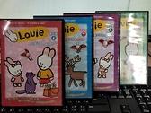 挖寶二手片-THD-230-正版DVD-動畫【Louie 第二季 1-5 無3 4碟】-國英語發音(直購價)