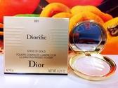 DIOR 迪奧 金燦摩登蜜粉餅 色號# 001百貨公司專櫃正貨盒裝