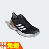 ADIDAS 女網球鞋 美網曝光 運動鞋 UBERSONIC 3 FU8153 黑 贈護腕 20FW【樂買網】