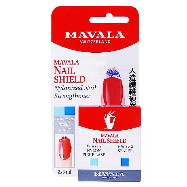 MAVALA 美華麗 人造纖維硬甲油 5MLX2 【保護柔軟、脆弱指甲】【七三七香水精品坊】