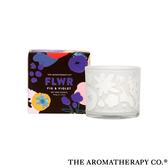 紐西蘭 The Aromatherapy Co FLWR系列 紫羅蘭 100g 香氛蠟燭