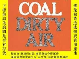 二手書博民逛書店Clean罕見Coal dirty AirY256260 Bruce A. Ackerman Yale Uni