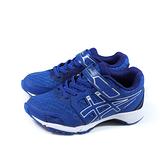 亞瑟士 LAZERBEAM RF-MG 運動鞋 魔鬼氈 藍色 大童鞋 1154A088-402 no493