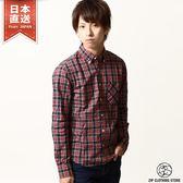 格紋襯衫 日本製
