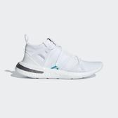 Adidas Originals Arkyn W [F33902] 女鞋 運動 休閒 流行 套襪 舒適 避震 白灰