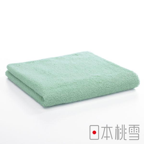 日本桃雪飯店毛巾(湖水綠)
