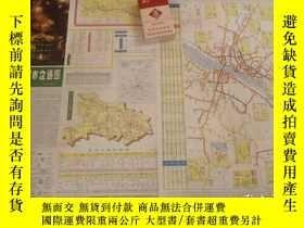 二手書博民逛書店罕見武漢市交通圖,1989年版。Y286607 測繪出版社。