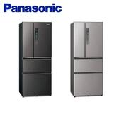 Panasonic 國際牌 ECONAVI 500L四門一級能變頻電冰箱(全平面無邊框鋼板) NR-D501XV-**含基本安裝**