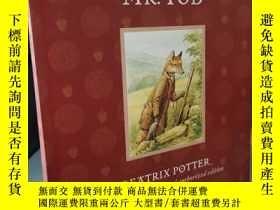 二手書博民逛書店THE罕見TALE OF MR.TODY401024