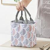 保溫袋 加厚保暖保溫包 鋁箔保溫袋帶飯便當包牛津布手提飯盒袋