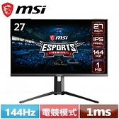 MSI微星 Optix 27型 MAG273R 電競螢幕